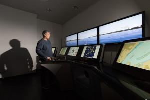 Dieses Industriefoto entstand bei einem Unternehmen, das Schiffsbrücken herstellt.