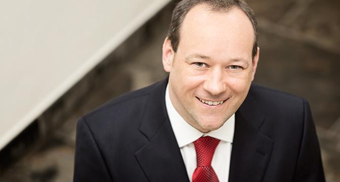 Porträtfoto eines Geschäftsführers in Hamburg