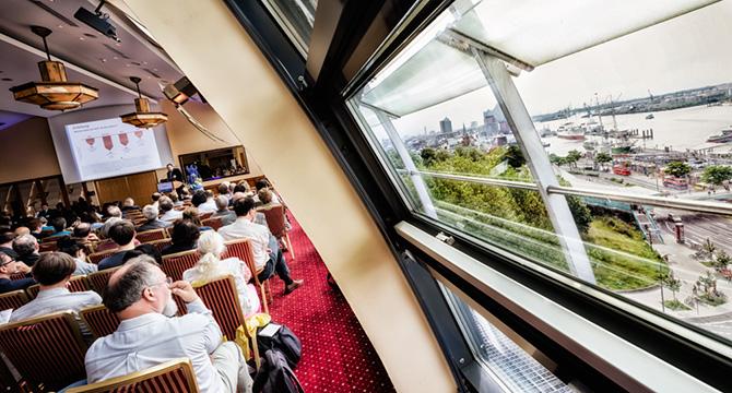 Hamburger Herzkreislauftag 2015 im Hotel Hafen Hamburg