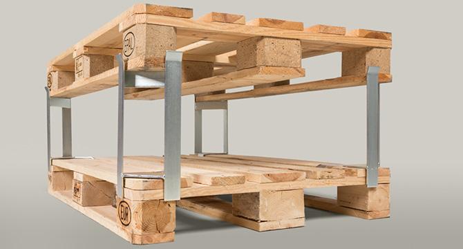 Produkt der Valdemar Krog GmbH für Hochregallager
