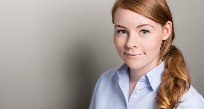 Mitarbeiterporträt des Hamburger Unternehmens 4K Personalberatung