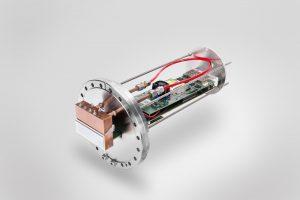 Dieses elektronische Messgerät wurde im mobilen Fotostudio in schwebendem Zstand fotografiert.