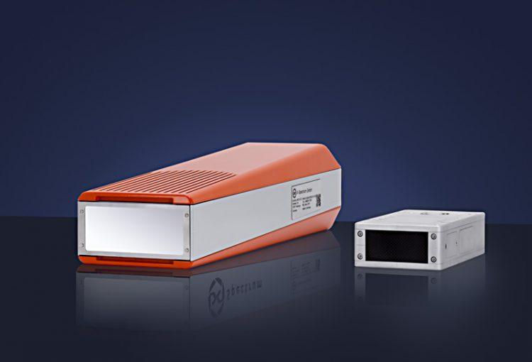 Produktfoto hochempfindlicher elektronischer Messgeräte.