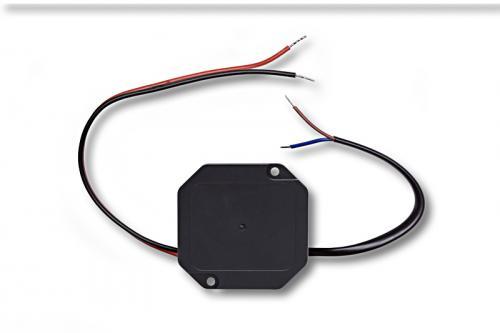 Produktfoto eines elektronischen Geräts als Freisteller auf weissem Hintergrund.